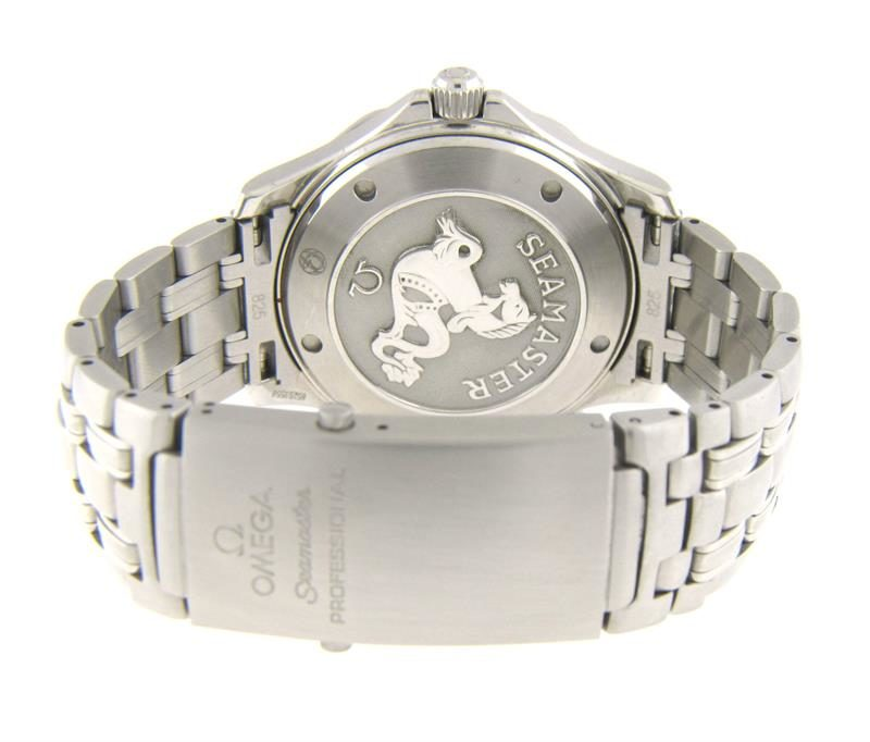 Omega Seamaster Men S Watch 212 30 41 20 01 002 Diamond